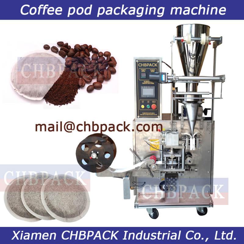 Coffee Packaging Machine Global Coffee Pod Coffee Bean