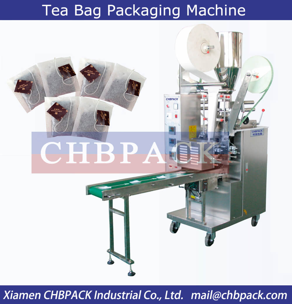 tea bag packaging machine
