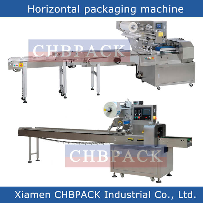 horizontal food packing machine