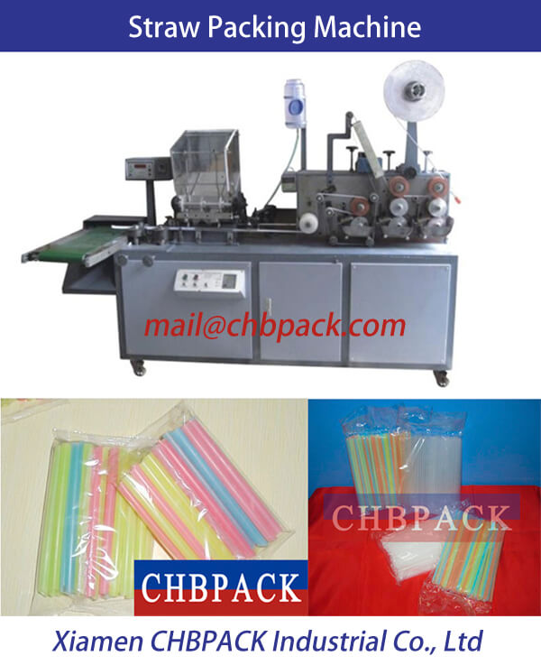 Straw Packing Machine