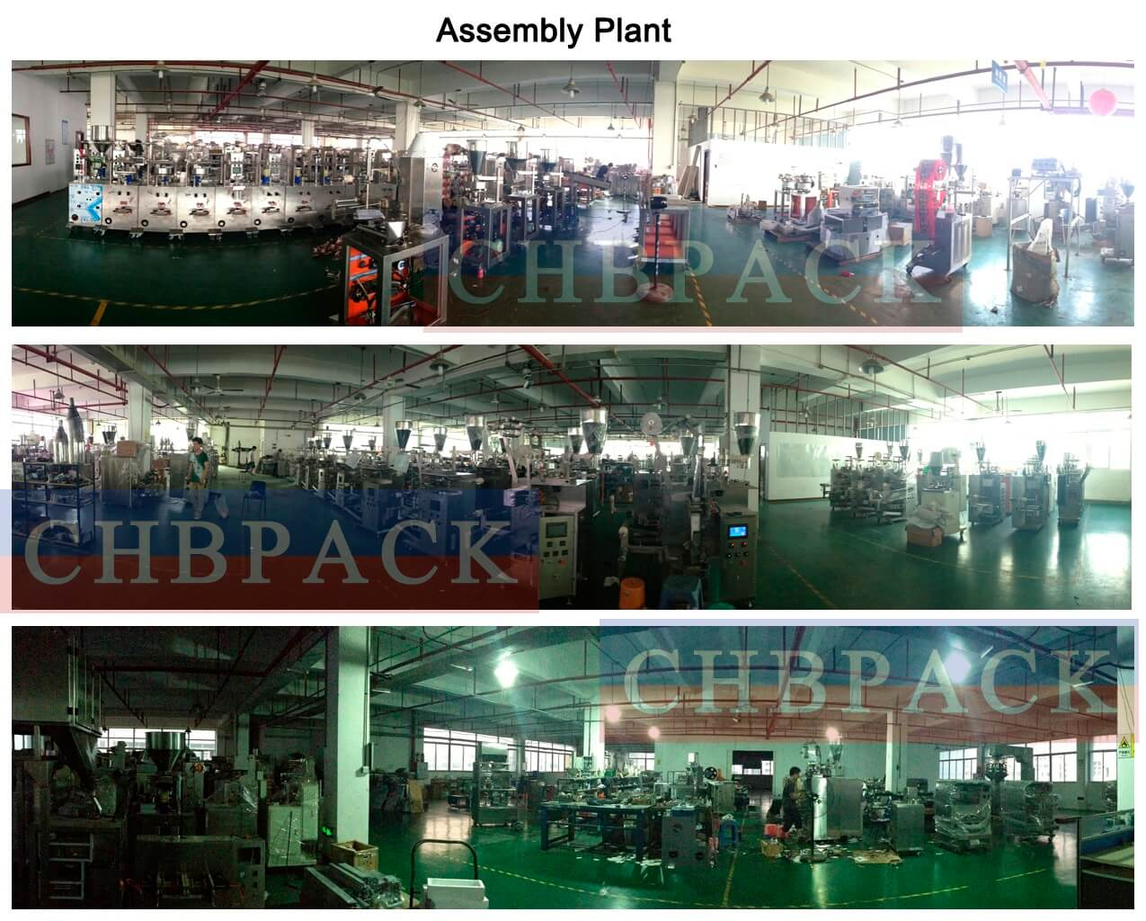 CHBPACK Assembly Plant