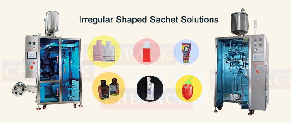 Irregular Shaped Sachet Packaging Solutions